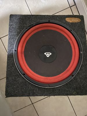 Subwoofer for Sale in Silver Spring, MD