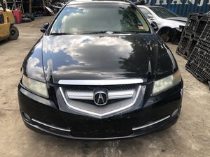 Acura TL 2008 Selling Parts Only Vehicle Not For Sale for Sale in Paterson, NJ