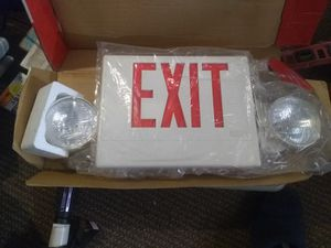 Exit signs for your business for Sale in Elkins, WV