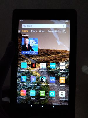 Tablet Kindle fire 9th gen for Sale in Los Angeles, CA