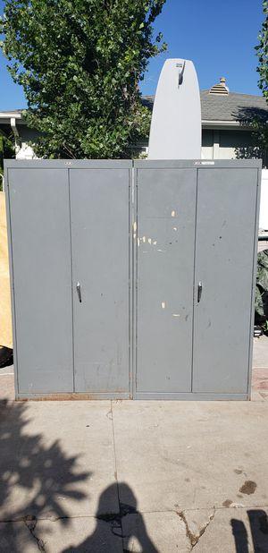 Metal storage cabinet for Sale in Anaheim, CA