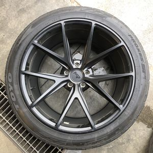 20inch rims for Sale in Lacey, WA