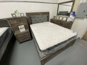 Bedroom Sets On Sale today- Only $52 Down - Take It home Today Ask Eli for Sale in Duluth, GA