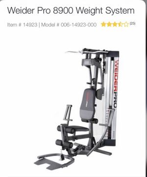 Weirder pro 8900 Weight System for Sale in Murfreesboro, TN