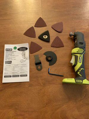 Ryobi One+ 18v Power Multi Tool for Sale in Edmonds, WA
