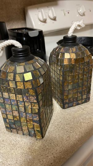 Lantern decorations for Sale in Grand Rapids, MI