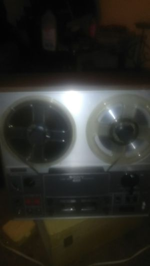 Sony three head stereo tapecorder for Sale in Tacoma, WA