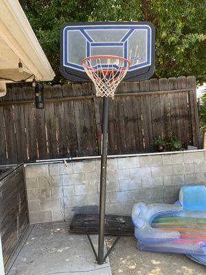 Adjustable Basketball hoop for Sale in La Mesa, CA