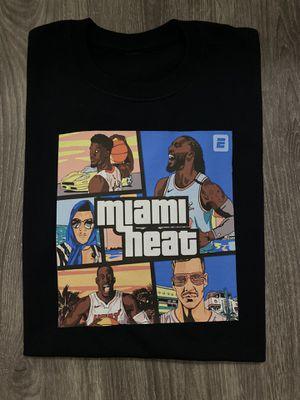New Miami Heat shirt (Miami vice) for Sale in Miami, FL