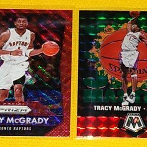 Toronto Raptors Tracy McGrady Cards for Sale in Joliet, IL