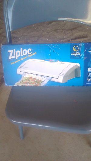 Ziploc vacuum sealer system for Sale in Las Vegas, NV