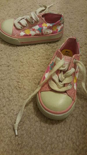 hello kitty shoes size 5 for Sale in Murfreesboro, TN
