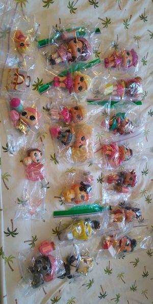 Lol dolls 1 lol doll for $10 3 for $25 for Sale in San Antonio, TX