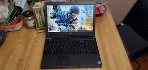 "DELL PRECISION M4700 EDITING LAPTOP 16""INTEL i7-2,7gz, 32GB RAM, 256GB SSD, NVIDIA QUADRO, WIN-10, POWERFUL LAPTOP for Sale in Los Angeles, CA"