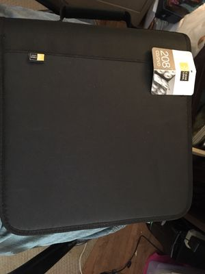 Case Logic 208 CD CASE NEW!! for Sale in Lynchburg, VA