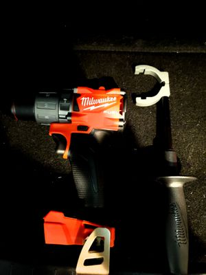 Milwaukee fuel hammer drill for Sale in San Fernando, CA