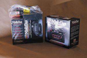 Nishika N8000 3D 35mm Film Camera for Sale in Alameda, CA