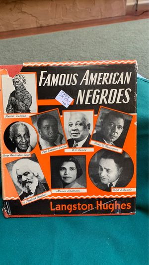 Famous American Negroes for Sale in Lake Forest, IL