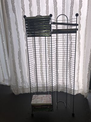 DVD tower holder for Sale in Town and Country, MO