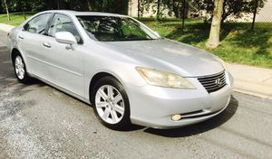 2007 Lexus ES 350 •• Cruise control Push to Start •• Cold AC clean title for Sale in Washington, DC