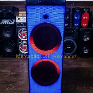 "Bocina Bluetooth Speaker Wireless 🎤 💥 SPECIAL PRICE LATEST MODEL💥 Nueva 2 x 12"" WOOFERS SUPER BASS🔊 Rechargeable 🔋+++ for Sale in Los Angeles, CA"