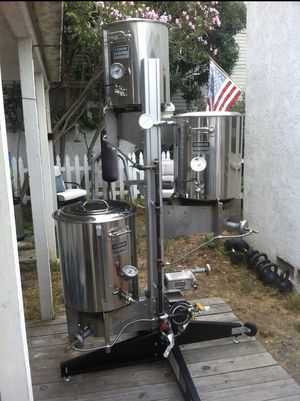 Top of the line all grain brewing equipment for Sale in PASS CHRIS, MS