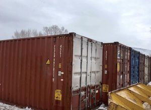Amazing Deals on 40' HC Used Storage Containers for Sale in Grape Creek, TX