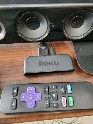 Roku Express+ Plus HD 1080P HDMI for Sale in Anaheim, CA