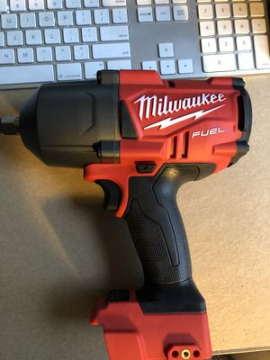"Milwaukee 2767-20 fuel 1/2"" impact wrench M-18 new(tool only) for Sale in Roswell, GA"