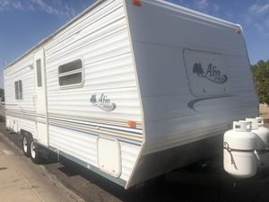 2004 Aljo Travel trailer bumper pull Fully self-contained 28 foot sleeps 7 Super nice and clean no pets no smoking clear title for Sale in Phoenix, AZ
