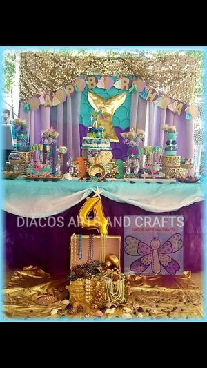 Event Decorations - Birthdays, Weddings, Baby showers, etc. for Sale in Silver Spring, MD