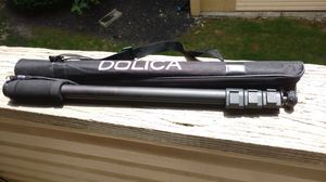 Dolica wt-1003 black finish monopod and case for Sale in Columbus, OH