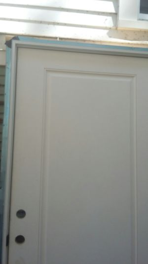 Exterior entry door 38 1/2 x 80 1/2 for Sale in Columbus, OH
