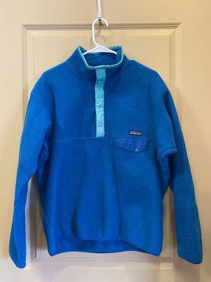 Vintage Blue Patagonia Fleece Men's M for Sale in Wenatchee, WA