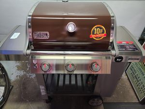 New-Weber Genesis II E-315 GS 4 High Performance BBQ Grilling System, Infinity Electronic Ignition, Flavorizor Bars, Grease Mangmnt. System. for Sale in Concord, CA