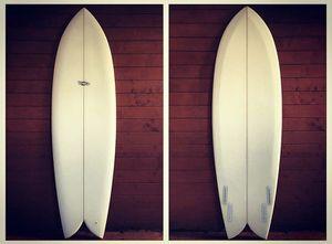 6'2 fishtail surfboard for Sale in Colton, CA