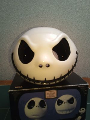 Nightmare Before Christmas Jack candle holder for Sale in Anaheim, CA