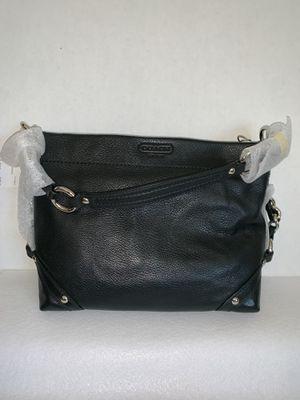 NWT Coach Carly Pebble Black Leather Hobo Bag F15251 for Sale in Sun City, AZ