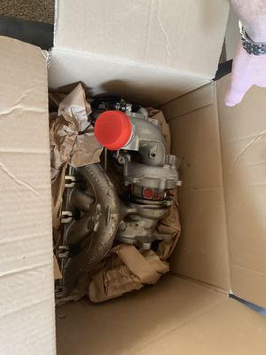 K04 Borg Warner Turbo ( stage 3) for Sale in Federal Way, WA