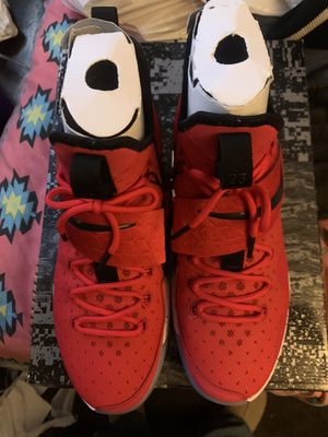 VNDS Red LeBron 14s size 12 Asking $75 for Sale in Cleveland, OH