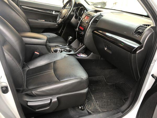 Kia Sorento 3.5L V6 2011
