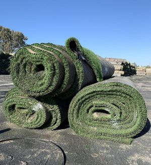 Artificial grass used. for Sale in Oakland, CA