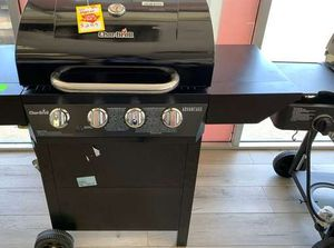 New Black Char-Broil 4 Burner BBQ Grill! 4YQPM for Sale in Mesquite, TX