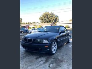 2002 BMW 325ci convertible for Sale in Spring Valley, CA