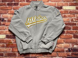 Oakland A's Majestic Jacket for Sale in Stockton, CA