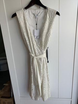 Diane von Furstenburg - Juliana Two - Lace Wrap Dress for Sale in Newport Beach, CA