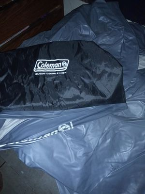 Coleman Double-High Queen Size Air mattress for Sale in Las Vegas, NV