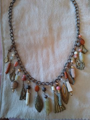 Boho charm necklace for Sale in Richardson, TX