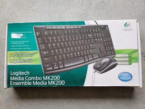 Logitech keyboard and Mouse for Sale in Apex, NC