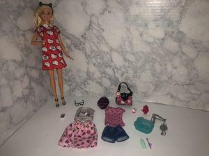 Hello kitty Barbie doll for Sale in Phoenix, AZ